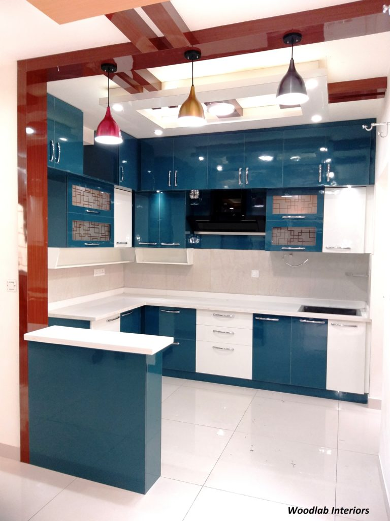 Kitchen Interior Designs - Woodlab Interiors