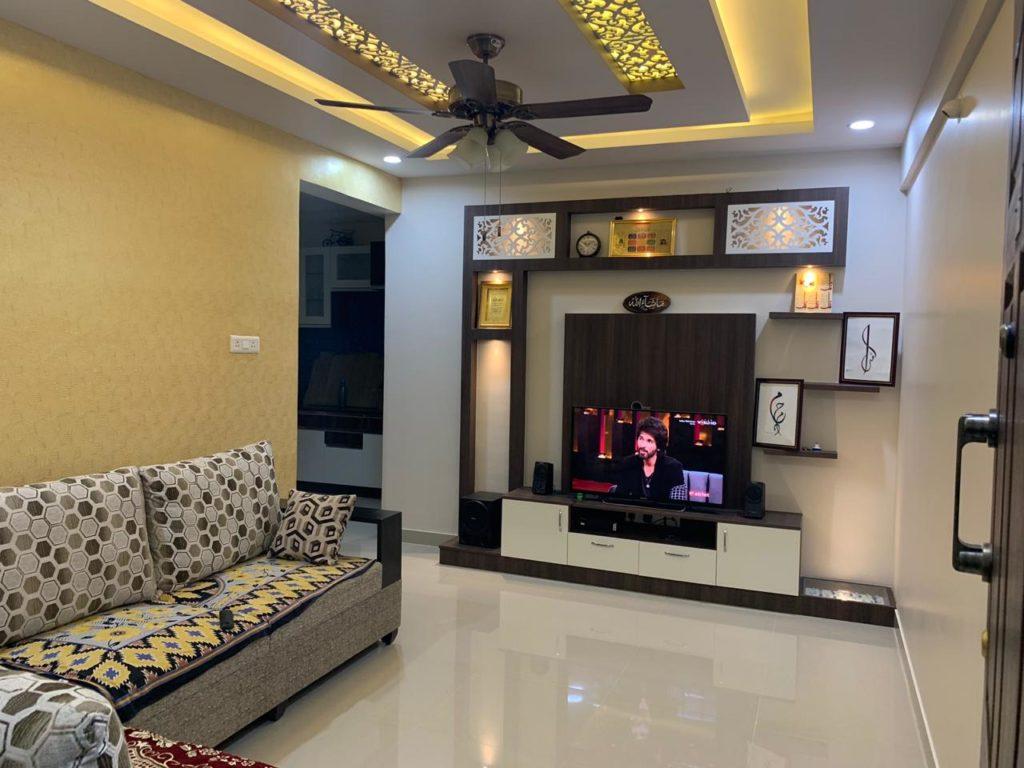 Tv Unit Design Woodlab Interiors