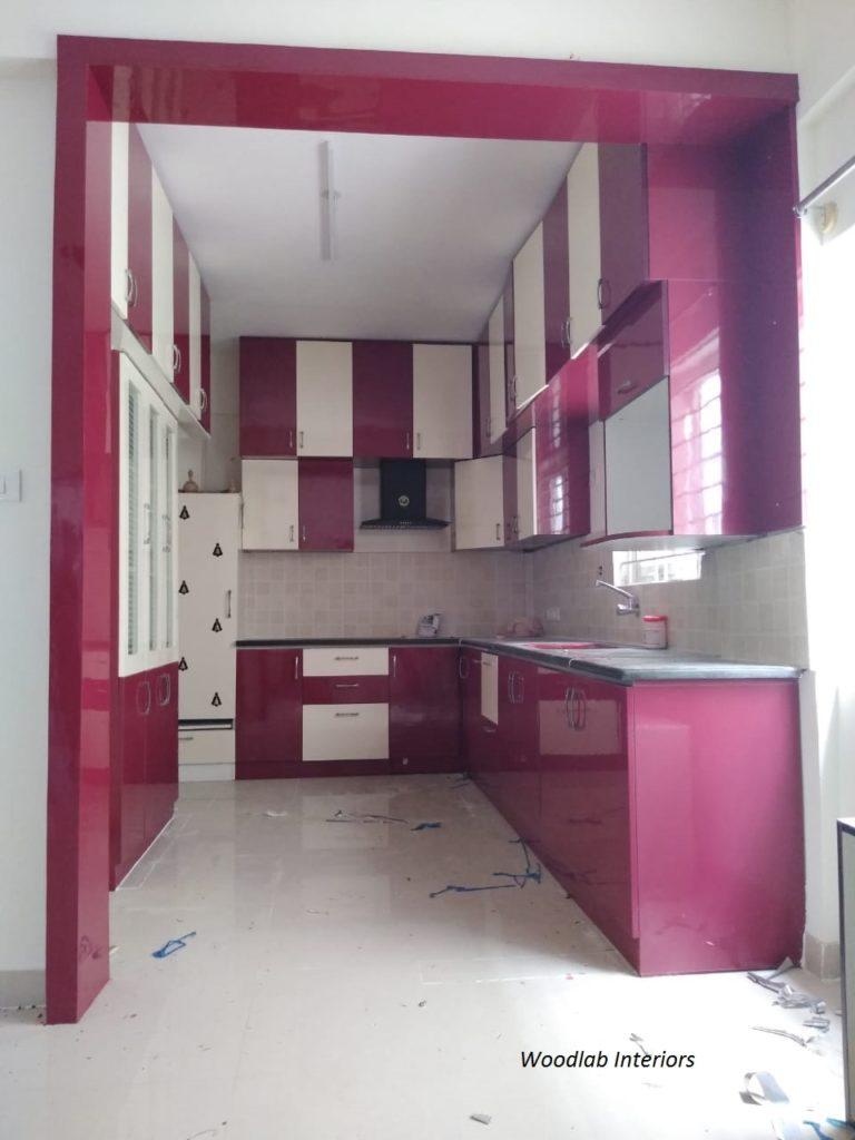Kitchen Interior Designs Woodlab Interiors - Kitchen-interior-designing