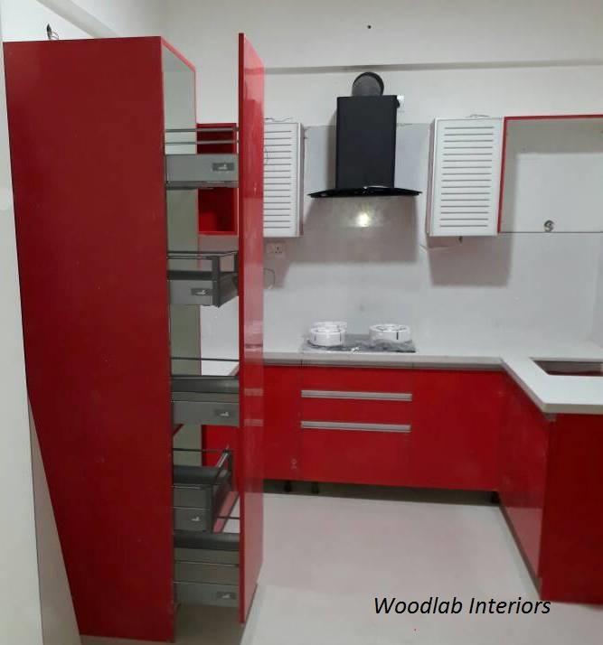 Kitchen Interior Designs Woodlab Interiors