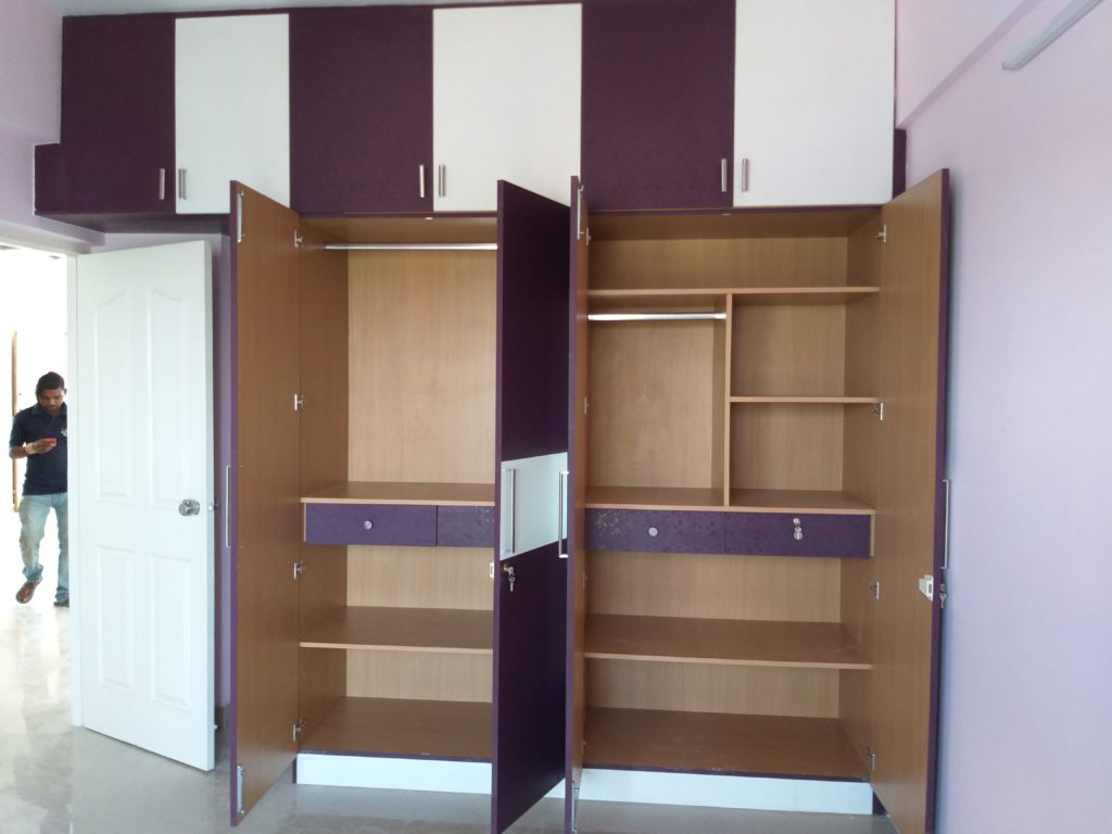 wardrobe designs - Woodlab Interiors
